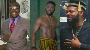 Alibaba Reacts To Falz 'This Is Nigeria, Everyone Is A Criminal'